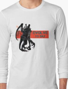 Evolve to day Long Sleeve T-Shirt