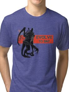 Evolve to day Tri-blend T-Shirt