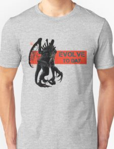 Evolve to day Unisex T-Shirt