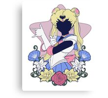 Sailor De La Lune Canvas Print