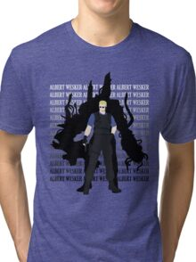 Albert Wesker  Resident Evil  Tri-blend T-Shirt