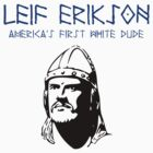 Leif Erikson for Light T's Blue-Black by BlueEyedDevil