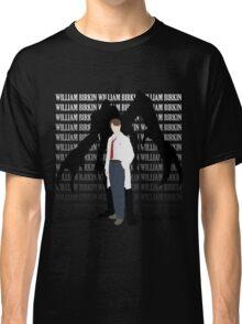 Willaim Birkin Resident Evil 2 Classic T-Shirt