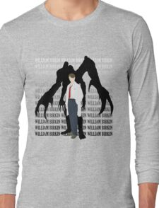 Willaim Birkin Resident Evil 2 Long Sleeve T-Shirt