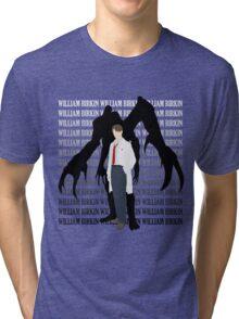Willaim Birkin Resident Evil 2 Tri-blend T-Shirt