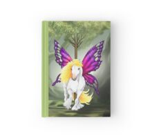 Fairytale Carousel Fire Spirit Hardcover Journal