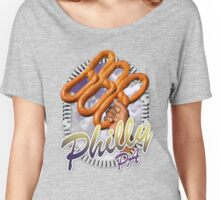 Philly Pretzels Women's Relaxed Fit T-Shirt