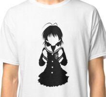 CLANNAD - Furukawa Nagisa Minimalist (Black Edition) Classic T-Shirt