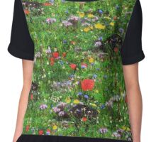 Wildflower Meadow Chiffon Top