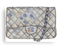 Chanel boy Canvas Print