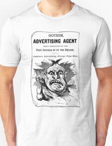 Gothim Advertising Agency  Unisex T-Shirt