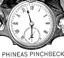 Phineas Pinchbeck  Sticker
