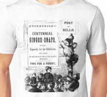 Enterprise Post No Bills Unisex T-Shirt