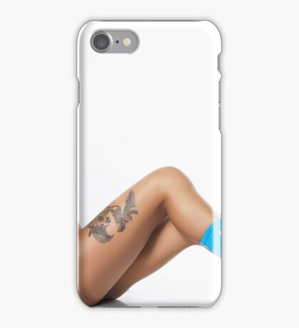 World Cup BodyPaint iPhone Case/Skin