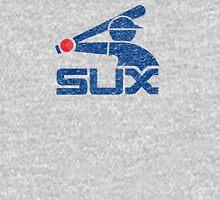 Vintage White Sux Unisex T-Shirt