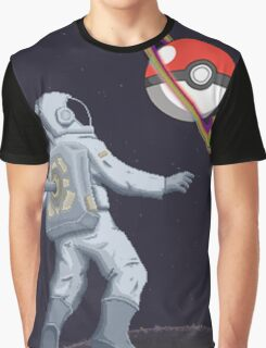 hunting pokemon in the sky Graphic T-Shirt