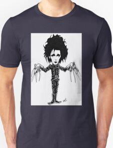 Scissorhands Unisex T-Shirt