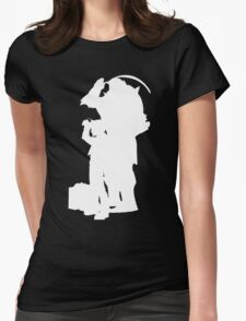 Alphonse Elric from FullMetal Alchemist Womens Fitted T-Shirt