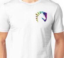 Marble Fade Collection; Liquid Unisex T-Shirt