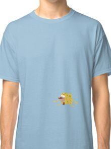 Minimalist SpongeGar Classic T-Shirt