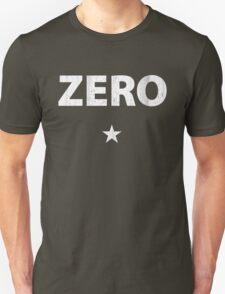 Vintage Zero Star Unisex T-Shirt