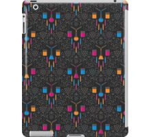 Mad Science Damask iPad Case/Skin