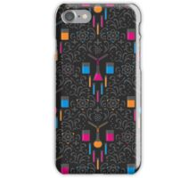 Mad Science Damask iPhone Case/Skin