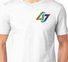 Marble Fade Collection, CLG Unisex T-Shirt