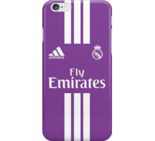 case real madrid fc purple iPhone Case/Skin