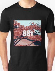 88 Rising - Cherry Blossom Unisex T-Shirt