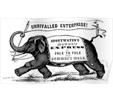 Unrivalled Enterprise! Poster