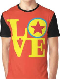 Luxo LOVE To Give Graphic T-Shirt