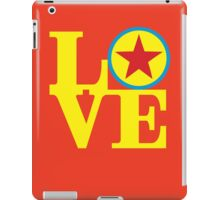 Lux LOVE To Give iPad Case/Skin
