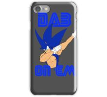 Sonic Dabbin iPhone Case/Skin