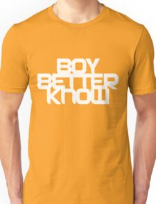 BBK Boy Better Know Unisex T-Shirt