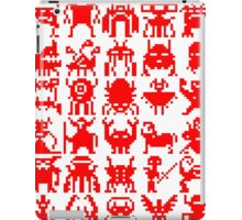 Warp Zone Creatures: Red iPad Case/Skin
