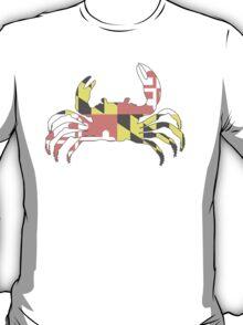 Maryland Crab - Faded T-Shirt