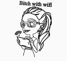 Felicity Smoak Bitch with WiFi Unisex T-Shirt