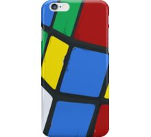 Rubik's, Used iPhone Case/Skin