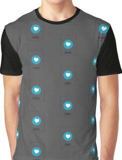 I Love Denver Graphic T-Shirt