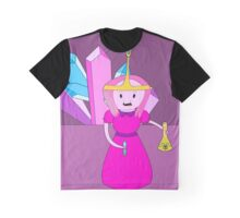 Princess Bubblegum Graphic T-Shirt