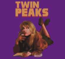 Twin Peaks vs Pulp Fiction by clara-linda