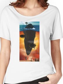 The World Beneath3 Women's Relaxed Fit T-Shirt