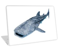 Whale Shark Laptop Skin