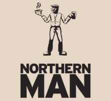 NORTHERN MAN by Smallbrainfield