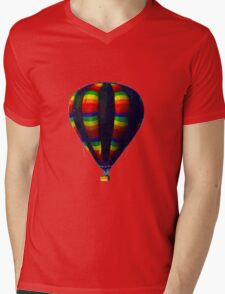Up, Up, and Away Mens V-Neck T-Shirt