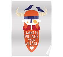 Pillage Poster