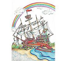 Shipwrecks Photographic Print