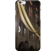 Draped Notre Dame iPhone Case/Skin