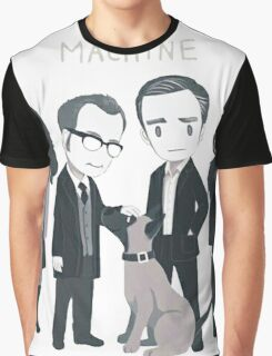 person of interest Graphic T-Shirt